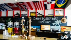 Corbin Powersports Beach Shop