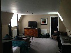 My luxury suite
