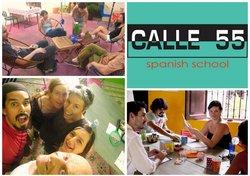 Calle 55 Spanish school