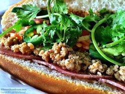 Nguyen Ngo 2 - Vietnamese Sandwich