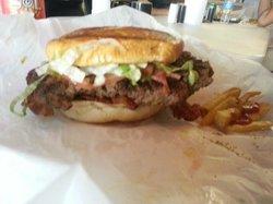 Gonzalez's  Burger
