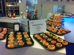 PuntoCom Aperitif & Business Lunch