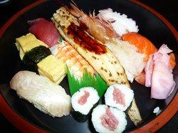 Sengoku Sushi Main Shop