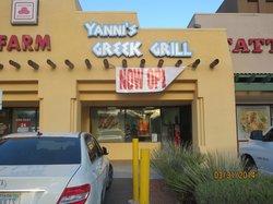 Yanni's Greek Grill