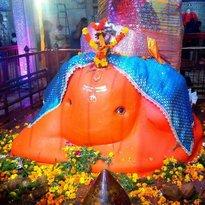 Shree Ganesh Mandir Tekdi
