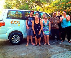 KOI Bali Driver - Private Driver and Day Tours