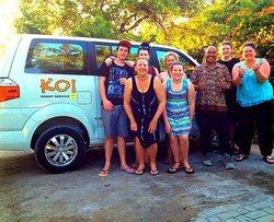 KOI Bali Driver