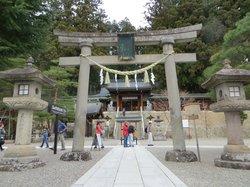 Kuil Sakurayama Hachimangu