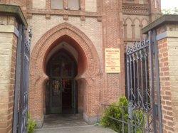Parroquia de Santa Cristina