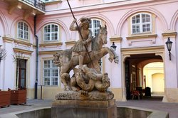Fountain of St. George and the Dragon