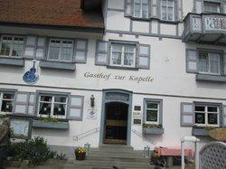 """Hotel-Gasthof """"Zur Kapelle"""" eK"""