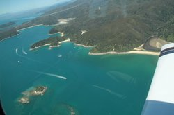 Abel Tasman Air Scenic Flights & Day Trips