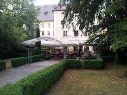 Schlossgarten Cafe-Restaurant