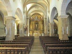 Iglesia de San Tirso El Real