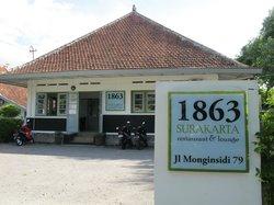1863 Surakarta Restaurant & Lounge
