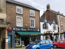 White Rose Books and Coffee Bar
