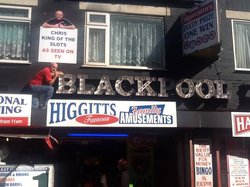 Higgitt's Las Vegas Amusements