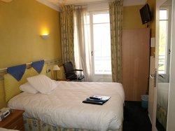 Logis Hotel des Cayrons