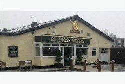 The Bullnose Morris- Hungry Horse
