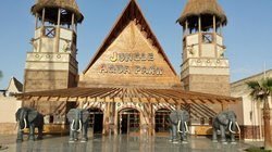 Reception aquapark