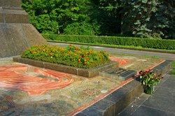 Monument to М. Vatutin