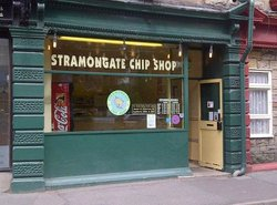 ‪Stramongate Chip Shop‬