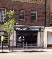 Tinseltown - Gt Portland St