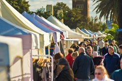The St Kilda Esplanade Market