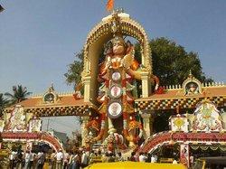 Kote Anjeneya Swami Statue