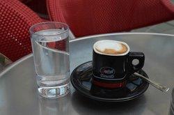 Espresso Segafredo
