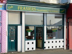 Frasiers Traditional Pie & Mash