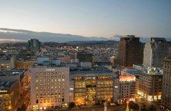 Great views of SF