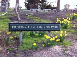 Pilgrim's First Landing Park