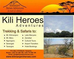 Kilimanjaro Heroes Adventures - Day Tours