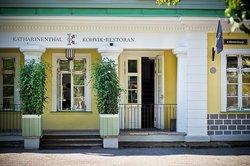 Kohvik-Restoran-Terass Katharinenthal