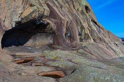 Brufjell Hulene
