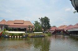 Hua Hin Floating Market