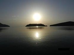 Закат над Спиналонгой