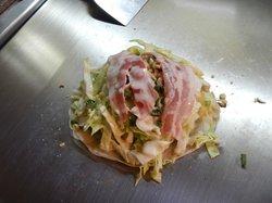 Okonomiyaki Hidechan