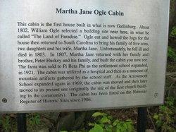 Martha Jane Ogle