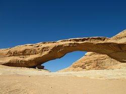 Wadi Rum Excursions Day Tours