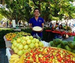 Mercado Orgánico de Huatulco