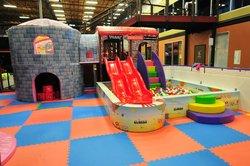 Elevated Sportz Indoor Trampoline Park