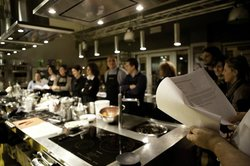 Teatro7|Lab - Cooking School