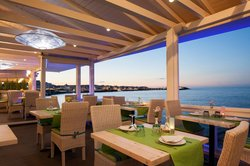 Palmera Seaside Restaurant