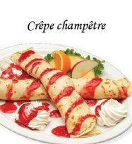 Tutti Frutti Dejeuner et Diner