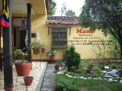 Restaurante  Maná