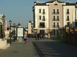 Peterburgskaya Street