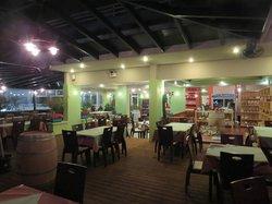 Vapori Roof Garden Restaurant
