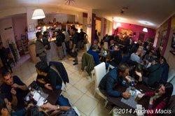 Marconi Lounge Cafe